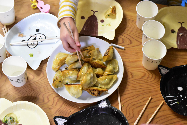 札幌大球餃子