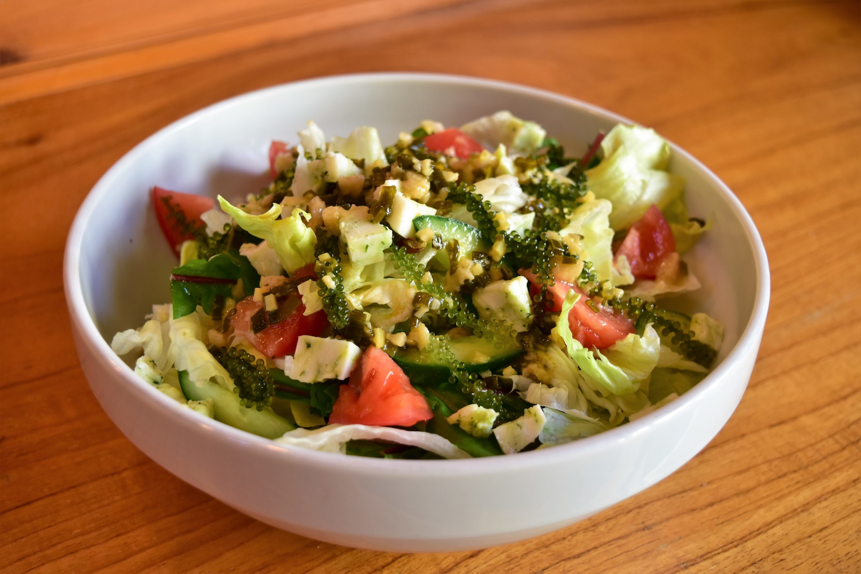 島野菜のサラダ