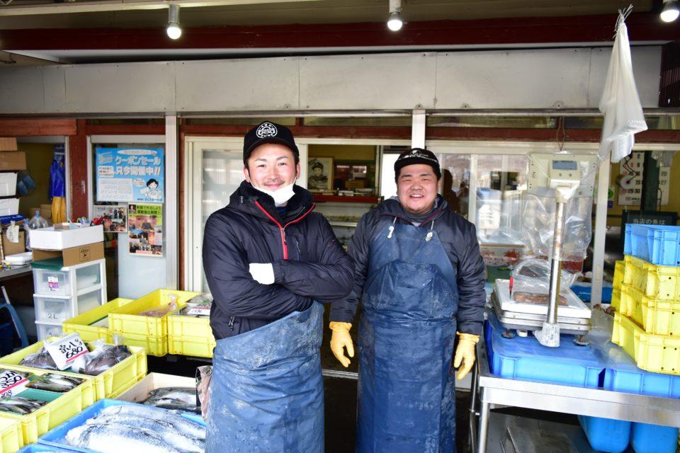 堀田さんと金子さん