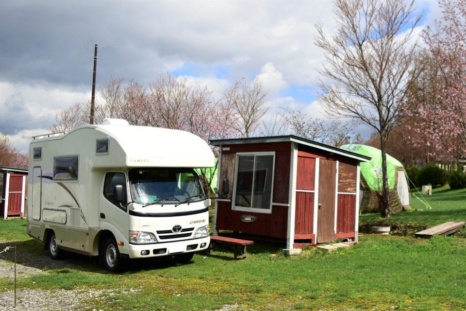 キトウシ森林公園家族旅行村オートキャンプサイト